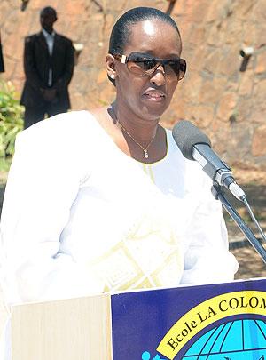 Jezebel Nyiramongo Kagame,agiye kwica Umwakagara yimike undi uzamubera umugabo akaba na perezida wa nyirarureshwa