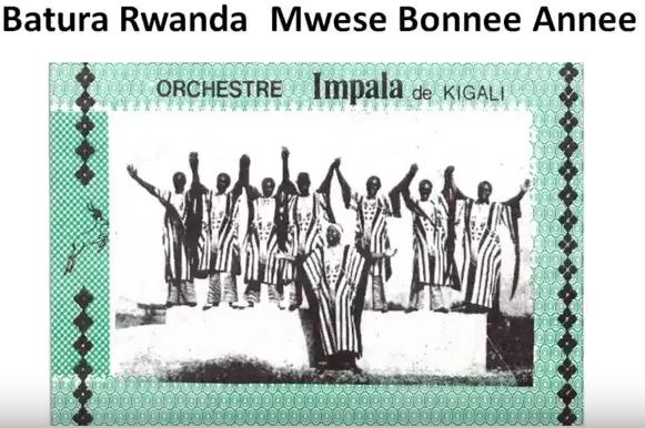 Iyi ndirimbo tuyituye abakunzi b'Impala