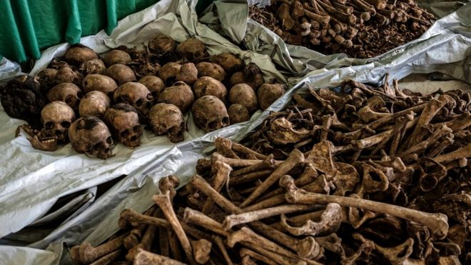 Abantu batahurwa bishwe muri jenocide 1994,bishwe ba FPR inkotanyi