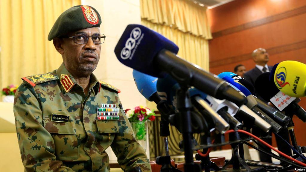 Igisirikare muri Sudani Kivuga ko Bashir Yatawe muri Yombi