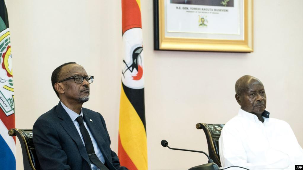 Ikindi Gitotsi mu Mubano w'u Rwanda na Uganda