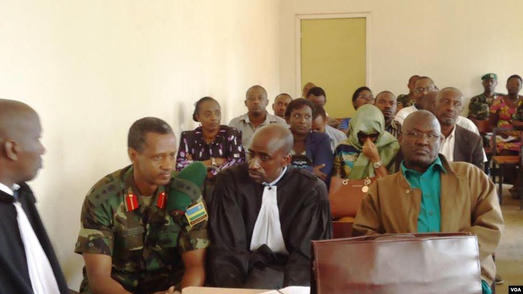 Rwanda: Impaka Kuhafungiwe Col Byabagamba na Gen Rusagara