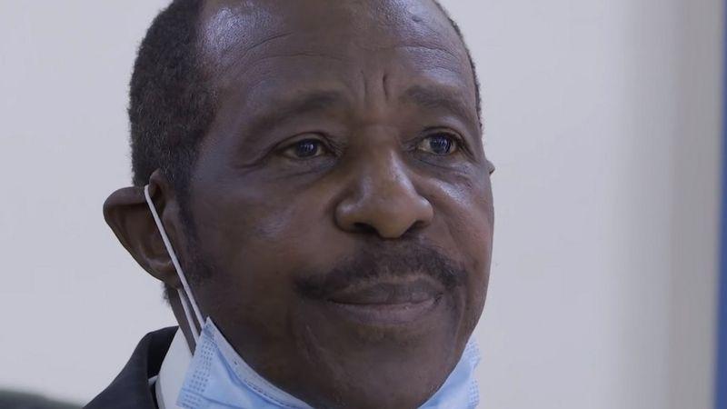 Jyewe Majeshi Leon na madame ROSE ukora umwuga wa clearing company nitwe twahuje Rusesabagina nurwego rwa DMI